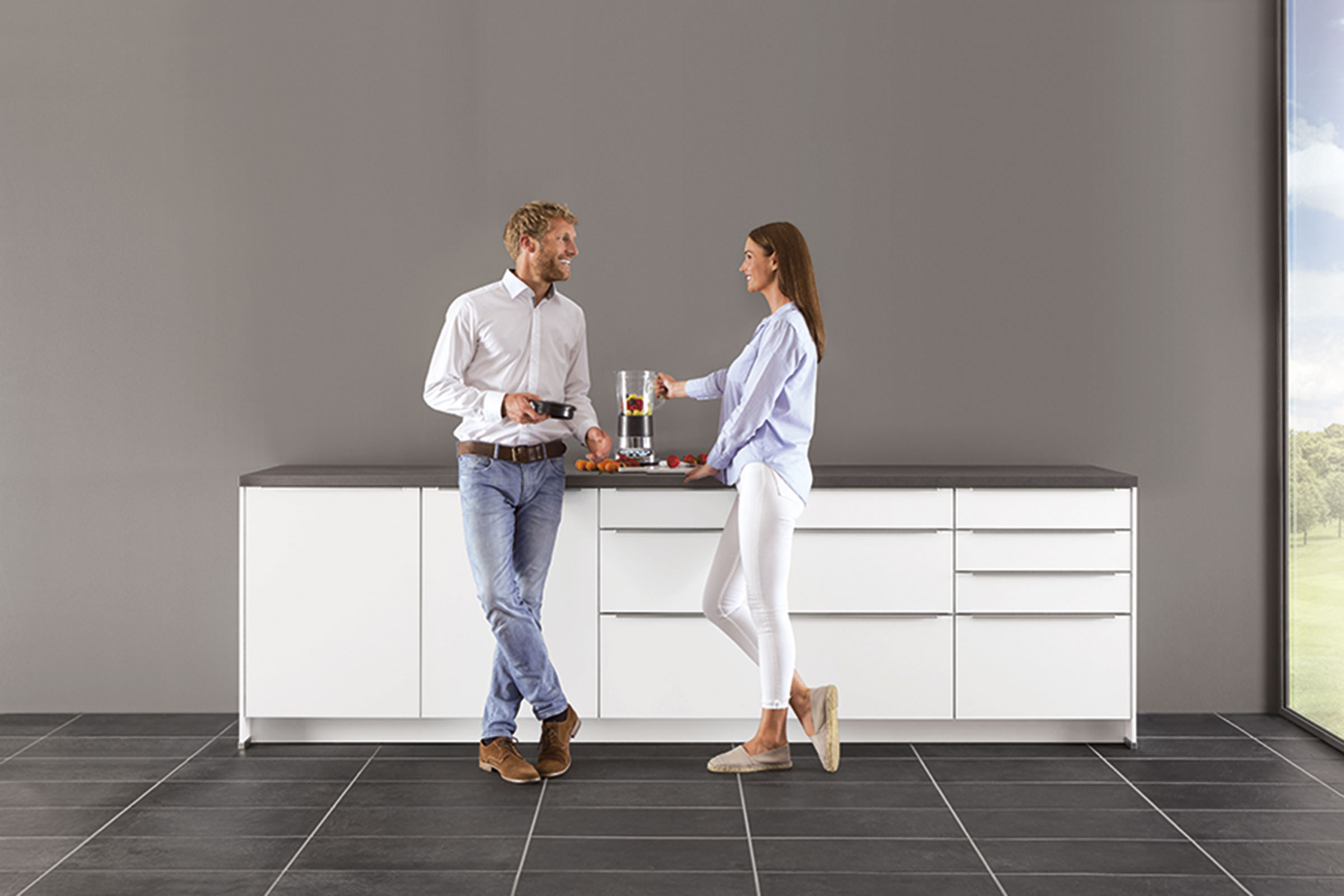 XL: La nueva generación de cocinas